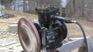 getlinkyoutube.com-12 horse power briggs and stratton steam engine
