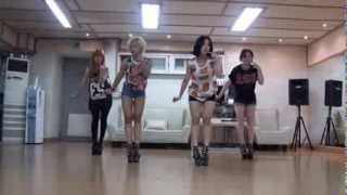 getlinkyoutube.com-Tiny-G 'Miss You' mirrored Dance Practice