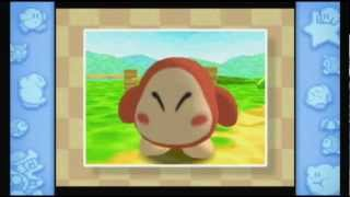 getlinkyoutube.com-Kirby's Dream Collection (Wii) ~ 3 min. of each game ~ + Challenge mode Gameplay