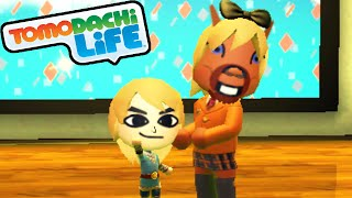 Tomodachi Life Link & Epona Zelda Song, Mario VS Dracula, Samus Suit Gameplay Walkthrough PART 28