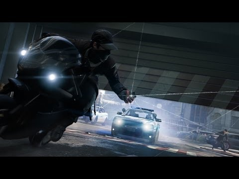 Watch Dogs: Talking Multiplayer - IGN Interview