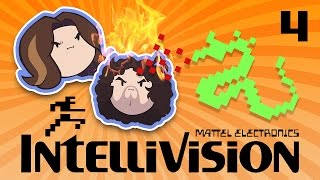 getlinkyoutube.com-Intellivision: A Really Big Dragon - PART 4 - Game Grumps VS