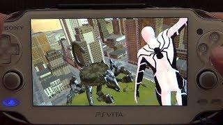 getlinkyoutube.com-PSVita: The Amazing Spider Man - S-03 Fight Mission