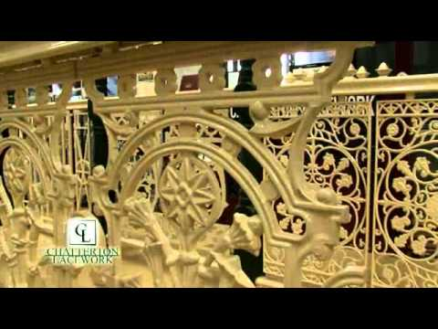 Chatterton Lacework Television Ad