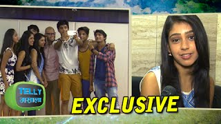 getlinkyoutube.com-Niti Taylor Excited About Manik aka Parth Samthaan's Come Back  | Kaisi Yeh Yaariaan