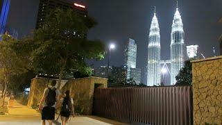 ONE DAY IN KUALA LUMPUR, MALAYSIA   SouthEast Asia