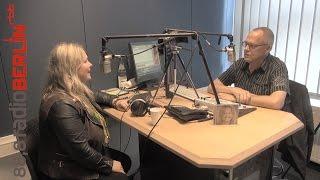 getlinkyoutube.com-ANITA HEGERLAND beim radioBERLIN-Interview