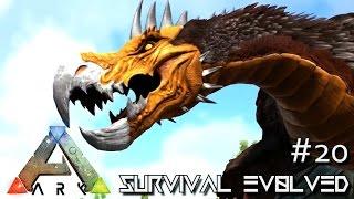 getlinkyoutube.com-ARK: SURVIVAL EVOLVED - NEW DODOWYVERN TAMING SO BIG !!! E20 (MODDED ARK ANNUNAKI EXTINCTION CORE)