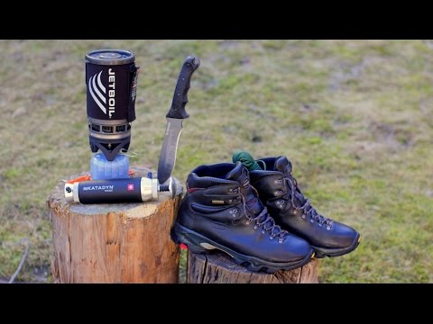 An Introduction to Backpacking | Essential Gear