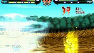 getlinkyoutube.com-Luffy Vs Naruto Rikudo Mugen [Remake]