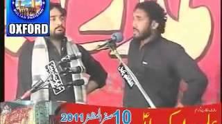 getlinkyoutube.com-Zakir Waseem Baloch & Habib Raza Shahdat Ali Akber a s