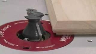 getlinkyoutube.com-MLCS 6-Piece Pro Cabinetmakers Bit Set Review