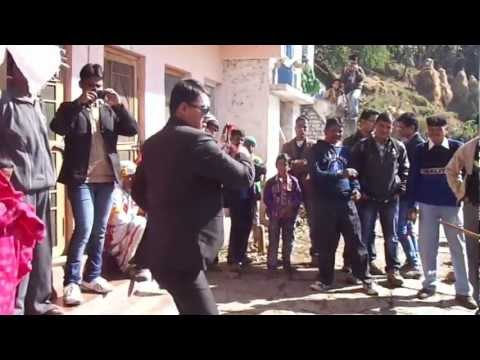 Kumaoni Dance (Sarak), Marriage Dance Puran Bhauryal