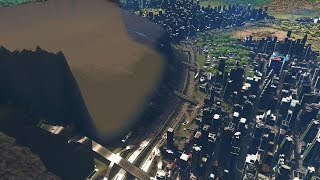 getlinkyoutube.com-Cities Skylines: Sewage Tsunami