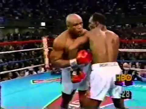 Evander Holyfield vs George Foreman - 1/4
