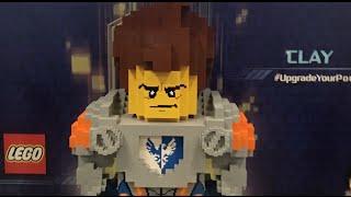 getlinkyoutube.com-New York Comic Con: Time Lapse #LEGONYCC - LEGO NEXO KNIGHTS
