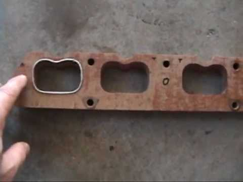 Start building the VW Bug custom intake #412