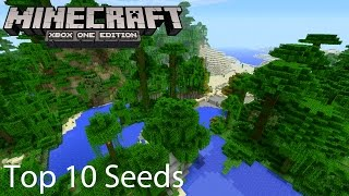 getlinkyoutube.com-Minecraft Xbox One: Top 10 Best Seeds