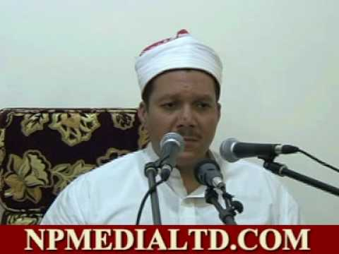 QURA'AN RECITATION BY SHAKH YASIR ABDUL BASIT IN BRISTOL