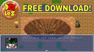 getlinkyoutube.com-Dragon Ball Z: Legend of Z RPG (FREE DOWNLOAD)