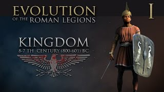 getlinkyoutube.com-Evolution of the Roman Legions: Part 1 - Kingdom  (8-7th Century BC)