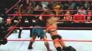 getlinkyoutube.com-09 10 06 Heat Mickie James vs Torrie Wilson Ref Candice Michelle