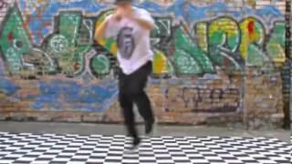 getlinkyoutube.com-How to Breakdance : Ruffneck Attack Tutorial  ~ Top Rock Level!