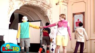 getlinkyoutube.com-Digimon DR by Back on Stage - Onigiri part 3/7 Cosplay Made in Japan 1.0 2010