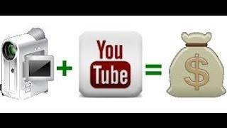 getlinkyoutube.com-شرح كيفية الحصول على youtube partner  و كسب المال من اليوتيوب