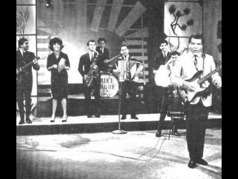 MIKE LAURE y SUS COMETAS  Mix  ( 11 canciones de los 60's)