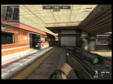 Point blank Quick SCope Magnum VS all weapon by hanastro