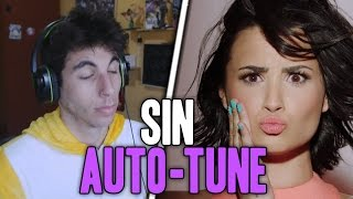 getlinkyoutube.com-DEMI LOVATO | SU VOZ REAL SIN AUTO-TUNE
