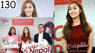 getlinkyoutube.com-Once SNSD . Jessica Jung . 150525 . 150526 . Help Nepal . Jessica Sweet Day Bangkok Thailand