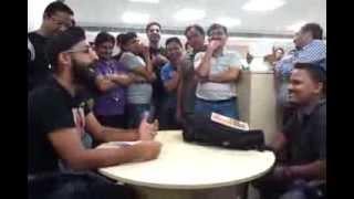 getlinkyoutube.com-Funny Job interview India