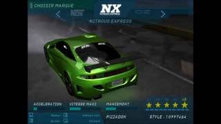 getlinkyoutube.com-NFS underground 1 Cars