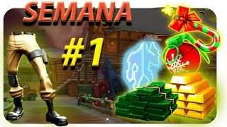 getlinkyoutube.com-SEMANA #1 ▶ GAMEPLAY