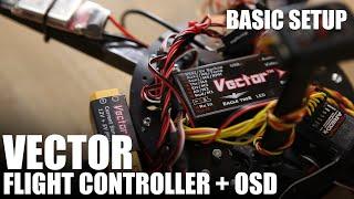 getlinkyoutube.com-Flite Test | Vector Flight Controller + OSD - Basic Setup