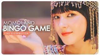 Momoland • Bingo Game | Line Distribution — Request #58.3