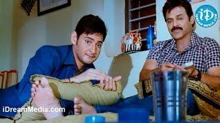 getlinkyoutube.com-Venkatesh, Mahesh Babu Seethamma Vakitlo Sirimalle Chettu Movie Part 5/15