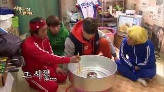 getlinkyoutube.com-30년간 솜사탕을 만든 솜사탕 달인 병만의 초대형 솜사탕! - 상류사회 73회