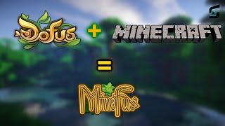 getlinkyoutube.com-Dofus et Minecraft = Minefus | Mod Minecraft MMORPG | Découverte [FR]