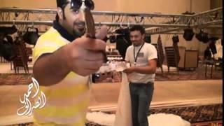 أحد أعمال المصمم الكويتي أحمد الصراف (قاعة الراية) فندق الراية 2015