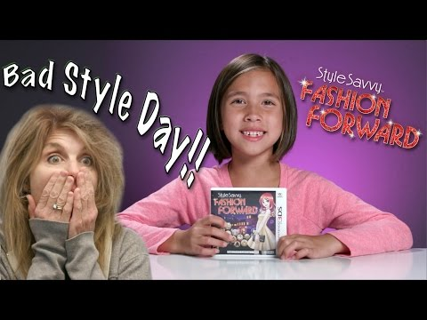 BAD STYLE DAY!!! Style Savvy: FASHION FORWARD to the Rescue!