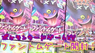 getlinkyoutube.com-ポケモンカードゲームXY 拡張パック!ファントムゲート箱買い開封レビュー! Pokémon Trading Card Game