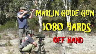 getlinkyoutube.com-Marlin 45-70 guide gun at 1080 yards