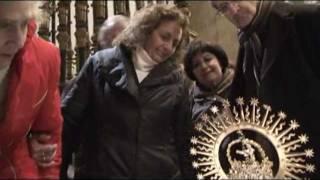 Las coronas de la Virgen de la Fuencisla de vuelta a casa