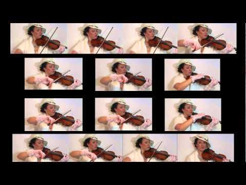 Mr Selfridge Theme Violin | Alison Sparrow