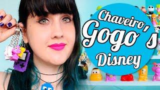 getlinkyoutube.com-DIY: Faça Chaveiros com os Gogo´s Disney.
