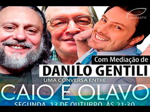Hangout com Caio Fabio, Olavo de Carvalho e Danilo Gentili - Parte 2