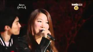 getlinkyoutube.com-Brown Eyed Girls (제아, 미료) -친구여